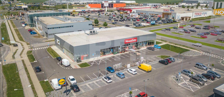 Retail park Zvolen, Banskobystrický kraj, Zvolen   Retails for rent or sale by CBRE