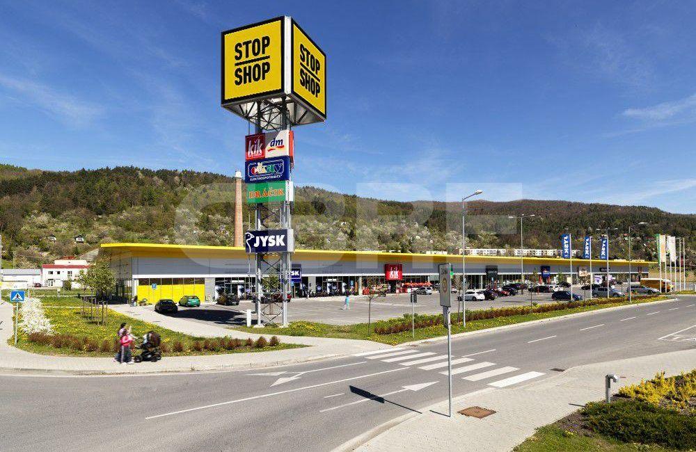 STOP SHOP Púchov, Trenčiansky kraj, Púchov   Retails for rent or sale by CBRE