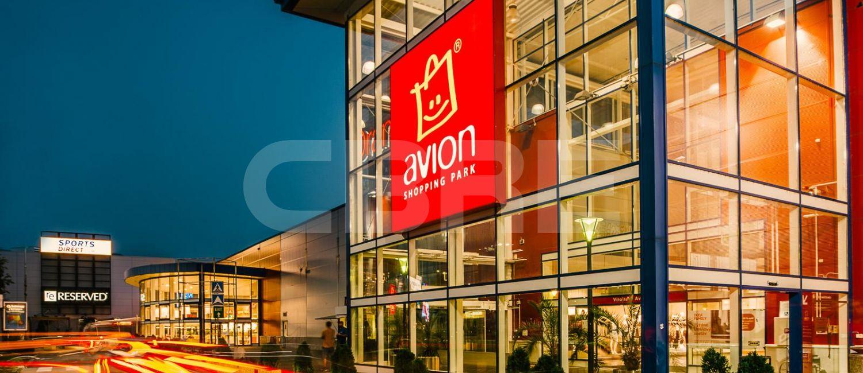 Avion Shopping Park Bratislava, Bratislavský kraj, Bratislava | Retails for rent or sale by CBRE
