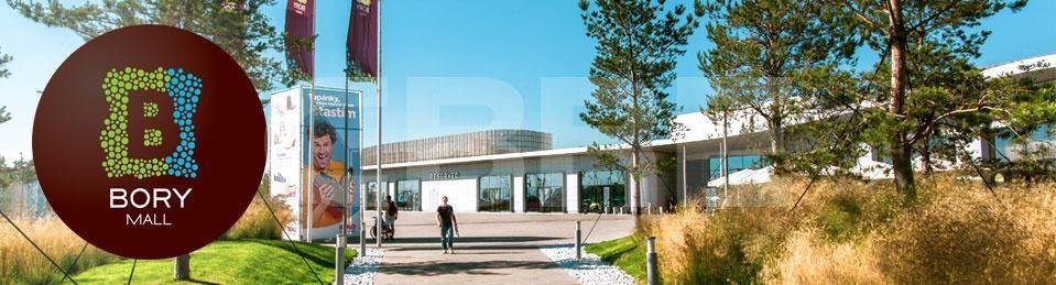 Bory Mall, Bratislavský kraj, Bratislava | Retails for rent or sale by CBRE