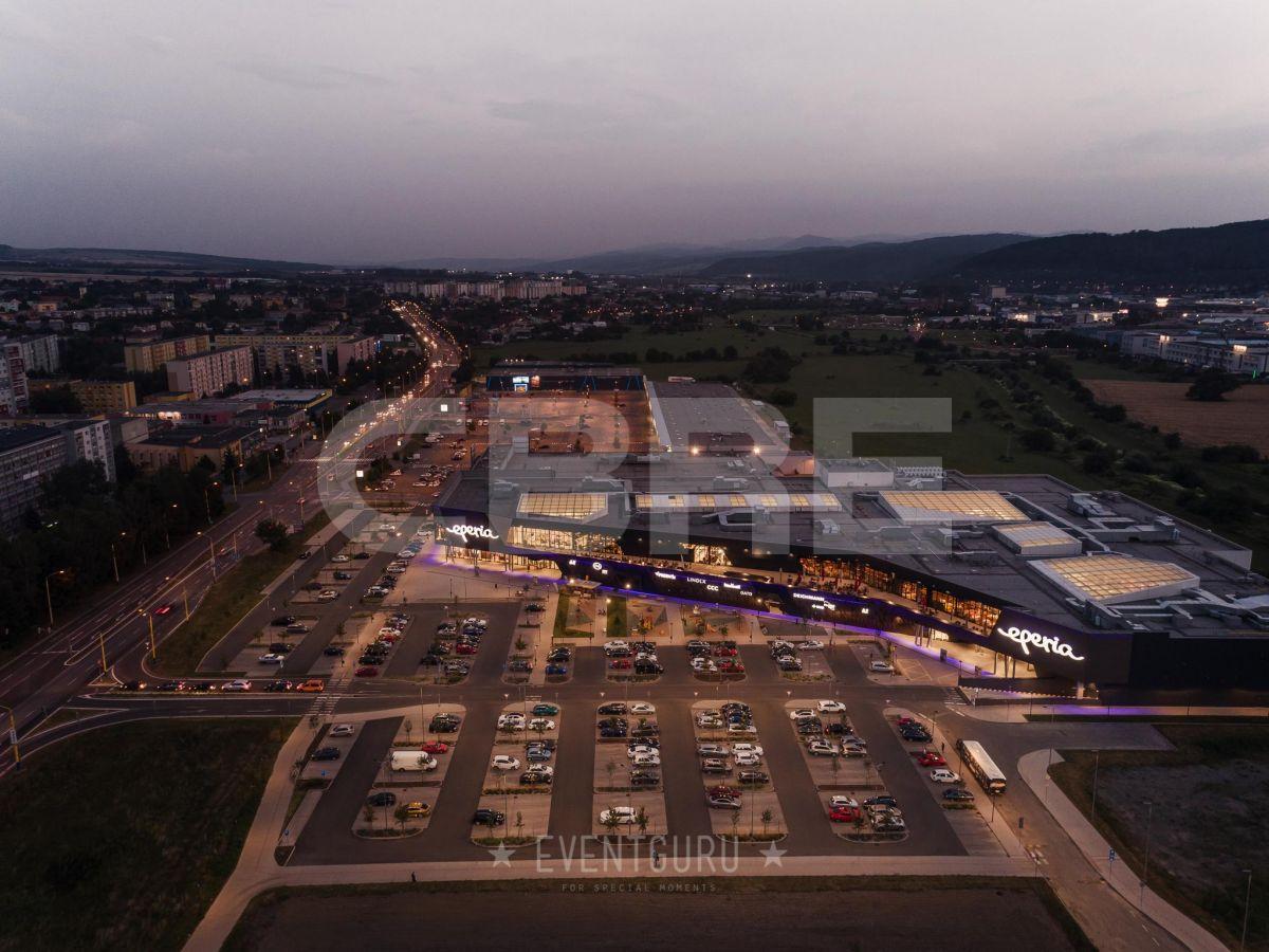 EPERIA Shopping Mall, Prešovský kraj, Prešov | Retails for rent or sale by CBRE | 7