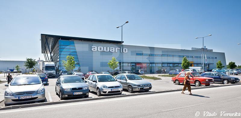Aquario Shopping Center, Nitra Region, Nové Zámky   Retails for rent or sale by CBRE   3
