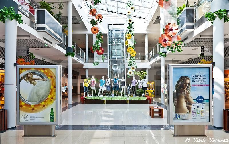 Aquario Shopping Center, Nitra Region, Nové Zámky   Retails for rent or sale by CBRE   5