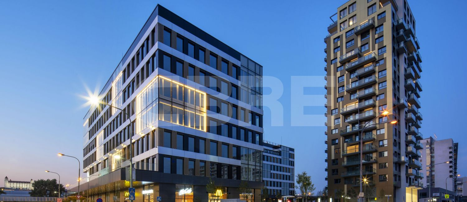 EINPARK Offices, Bratislava - Petržalka | Offices for rent by CBRE