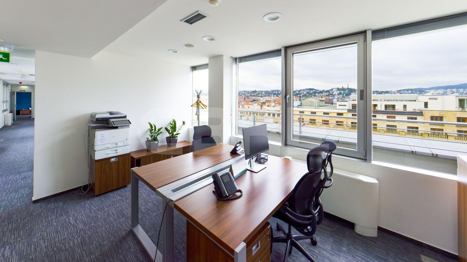 Pressburg Trade Center - Sublease, Bratislava - Staré Mesto | Offices for rent by CBRE | 3