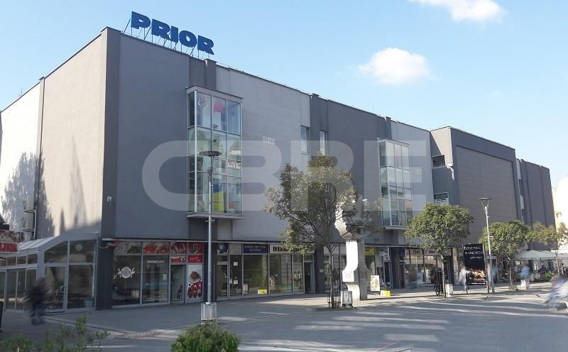 OD Prior Trenčín, Trenčín | Retails for rent or sale by CBRE