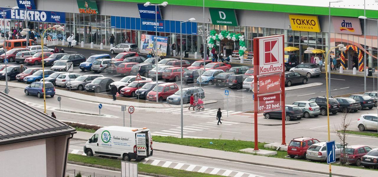 Vendo Park Bánovce nad Bebravou, Trenčiansky kraj, Bánovce nad Bebravou   Retails for rent or sale by CBRE