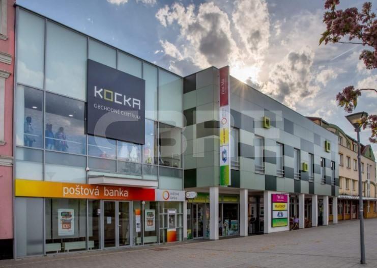OC Kocka Bánovce nad Bebravou, Trenčiansky kraj, Bánovce nad Bebravou | Retails for rent or sale by CBRE
