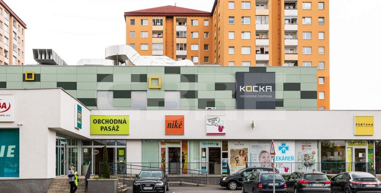 OC Kocka Martin, Žilinský kraj, Martin | Retails for rent or sale by CBRE