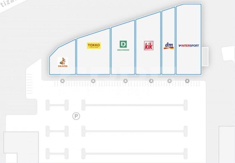 Family Center Považská Bystrica, Trenčiansky kraj, Považská Bystrica   Retails for rent or sale by CBRE   1