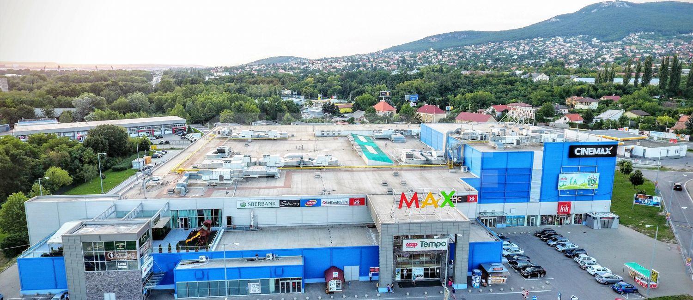 OC MAX Nitra, Nitriansky kraj, Nitra | Retails for rent or sale by CBRE