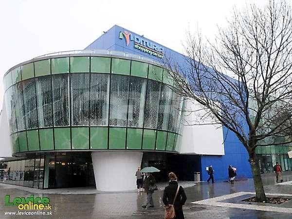 Dituria Levice, Nitriansky kraj, Levice | Retails for rent or sale by CBRE
