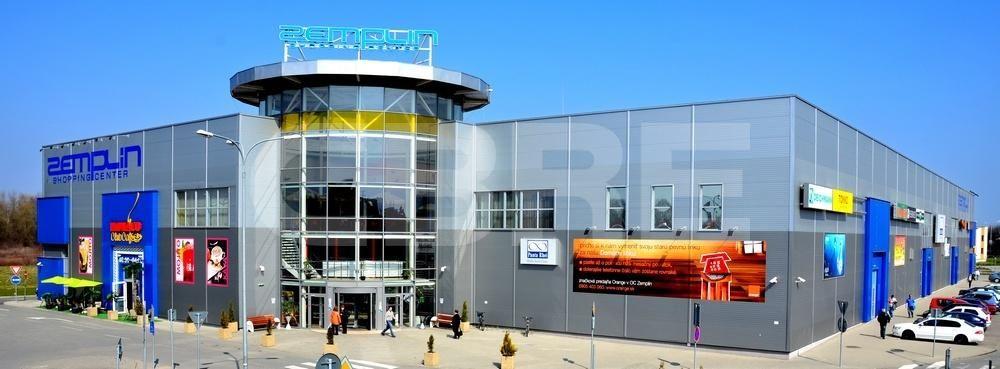 OC Zemplín, Košický kraj, Michalovce   Retails for rent or sale by CBRE