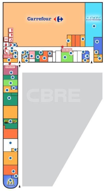 Danubia Bratislava, Bratislavský kraj, Bratislava | Retails for rent or sale by CBRE | 1