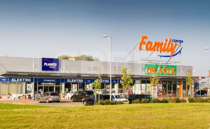 Family Center Senica, Trnavský kraj, Senica | Retails for rent or sale by CBRE
