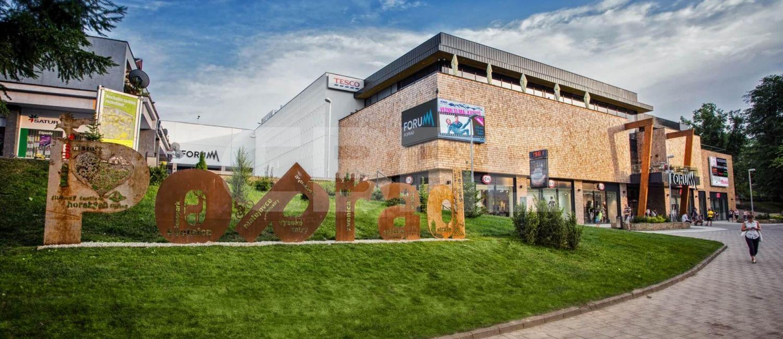 OC Forum, Prešovský kraj, Poprad   Retails for rent or sale by CBRE