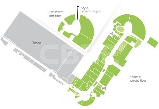 Shopping Palace (Zlaté Piesky), Bratislavský kraj, Bratislava - Ružinov   Retails for rent or sale by CBRE   1
