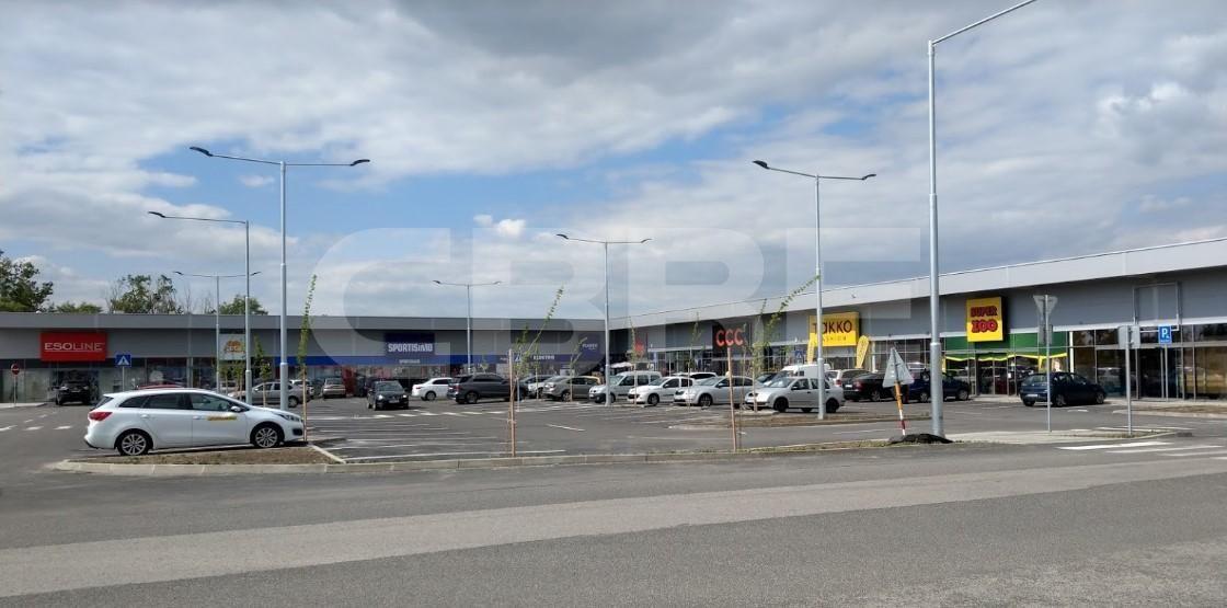 Retail Box Šamorín - Galantská cesta, Trnavský kraj, Šamorín   Retails for rent or sale by CBRE