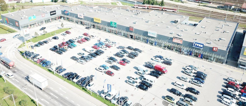 S1 Center Čadca, Žilinský kraj, Čadca   Retails for rent or sale by CBRE