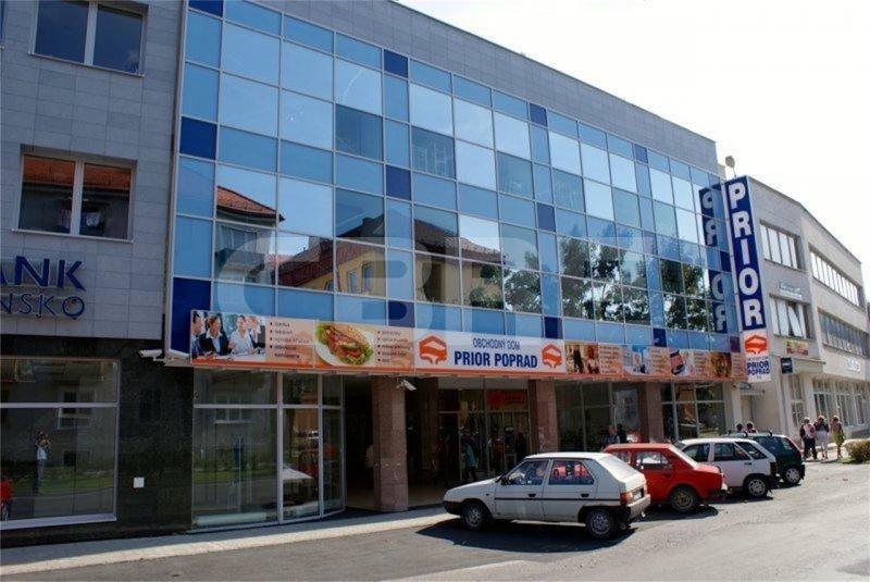 OD Prior Poprad, Prešovský kraj, Poprad | Retails for rent or sale by CBRE