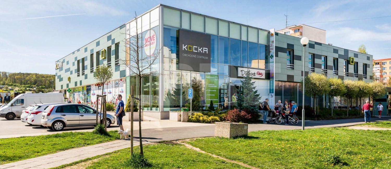 OC Kocka Zvolen, Banskobystrický kraj, Zvolen | Retails for rent or sale by CBRE