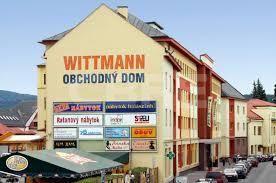 OD Wittmann Zvolen, Banskobystrický kraj, Zvolen | Retails for rent or sale by CBRE