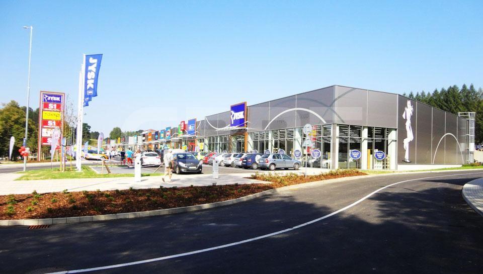S1 Center Brezno, Banskobystrický kraj, Brezno | Retails for rent or sale by CBRE