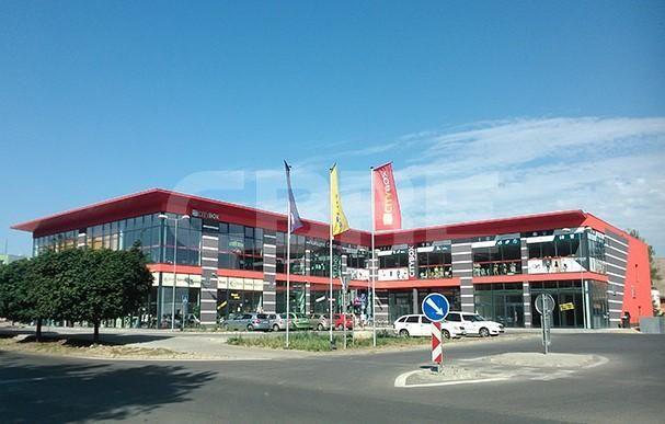 City Box - Nové Zámky, Nitriansky kraj, Nové Zámky | Retails for rent or sale by CBRE