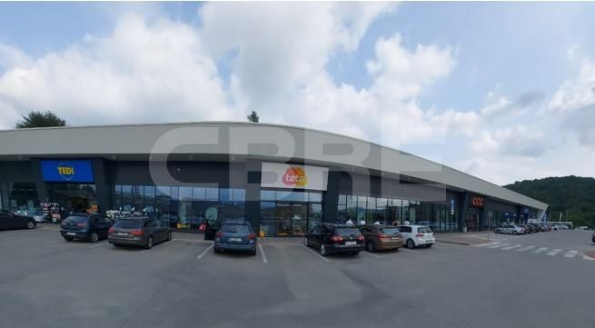 OC Across Bardejov, Prešovský kraj, Bardejov   Retails for rent or sale by CBRE