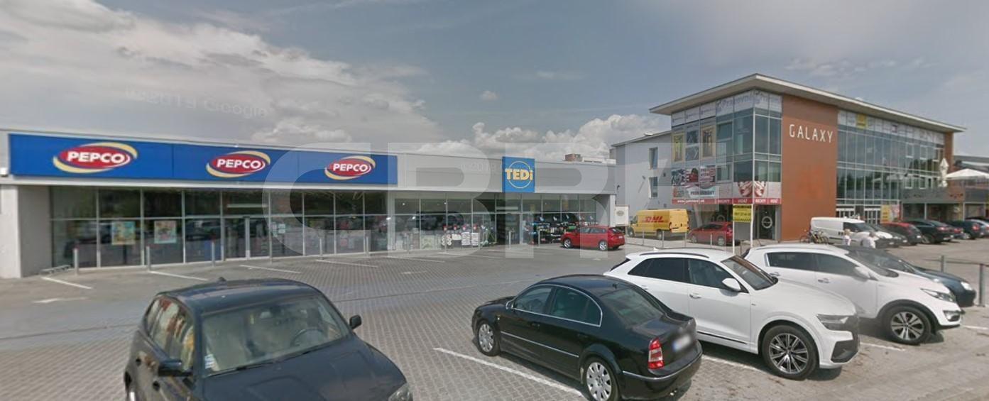 OC Galaxy Partizánske, Trenčiansky kraj, Partizánske   Retails for rent or sale by CBRE