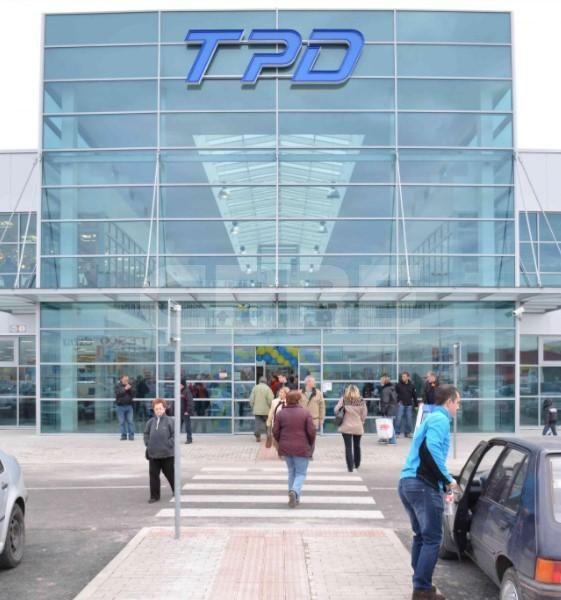 TPD Zvolen, Banskobystrický kraj, Zvolen | Retails for rent or sale by CBRE