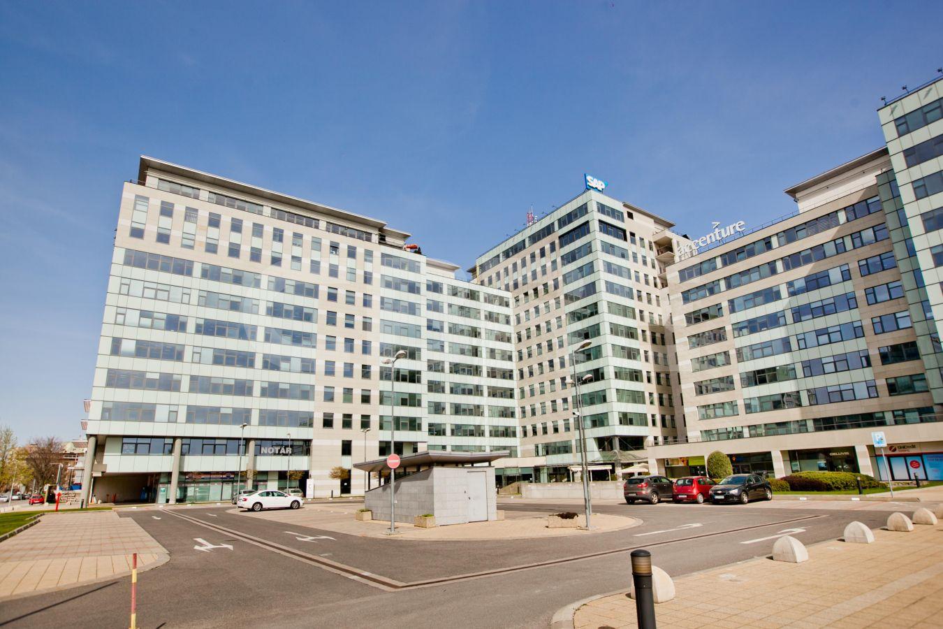 BBC V - SUBLEASE, Bratislava - Ružinov | Prenájom kancelárií od CBRE | 1