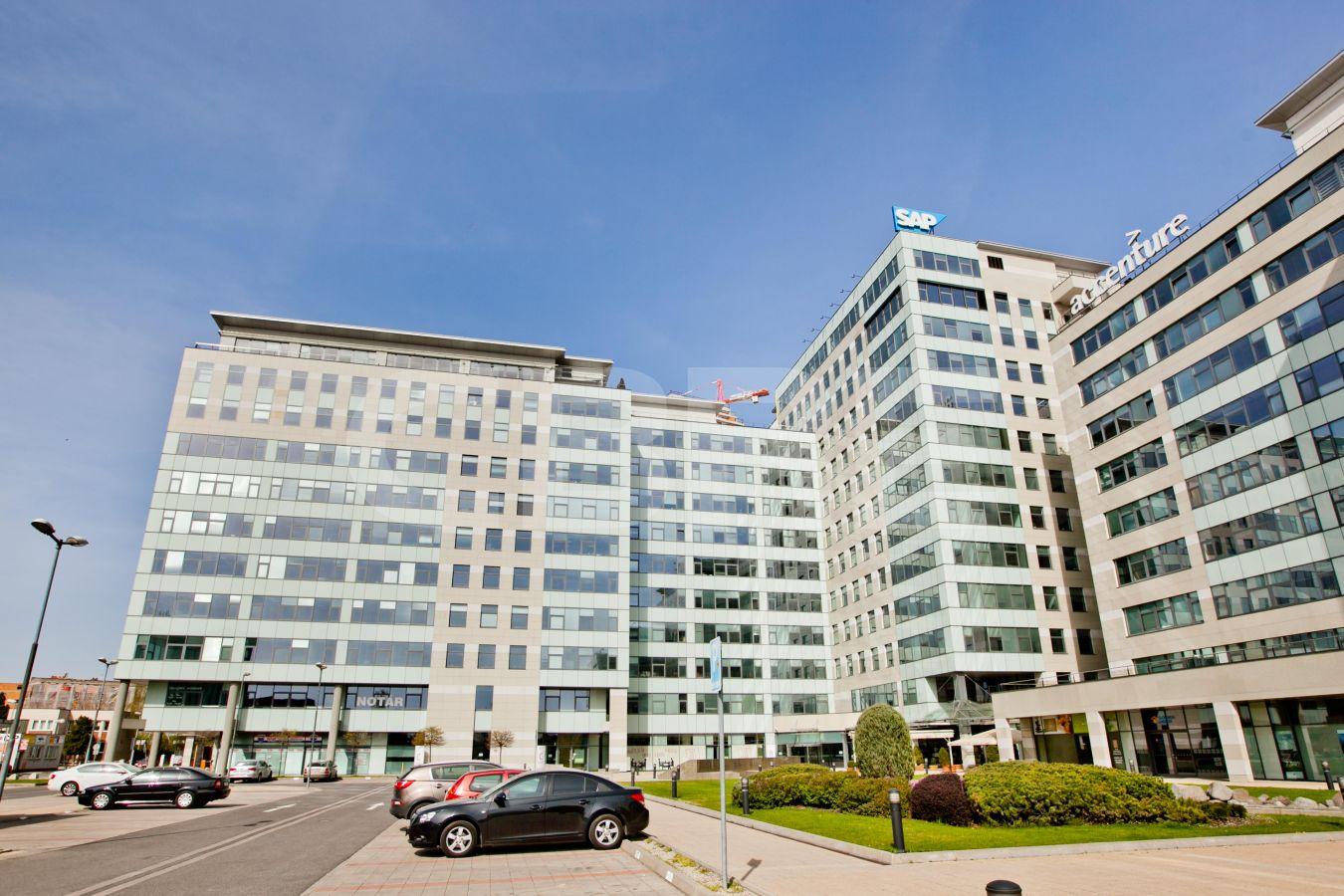 BBC V - SUBLEASE, Bratislava - Ružinov | Prenájom kancelárií od CBRE | 3