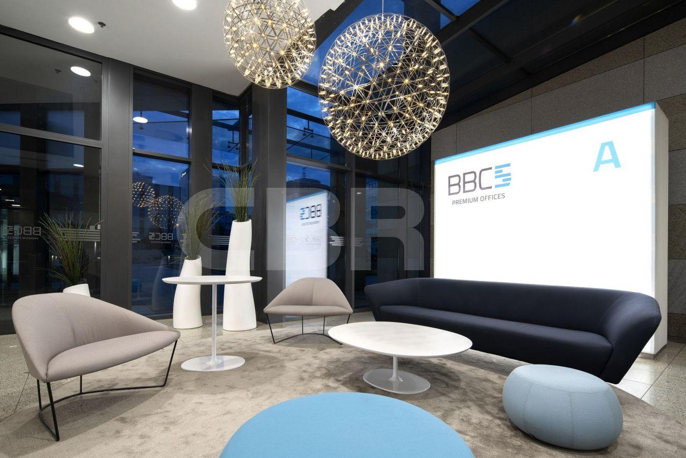 BBC V - SUBLEASE, Bratislava - Ružinov | Prenájom kancelárií od CBRE | 4