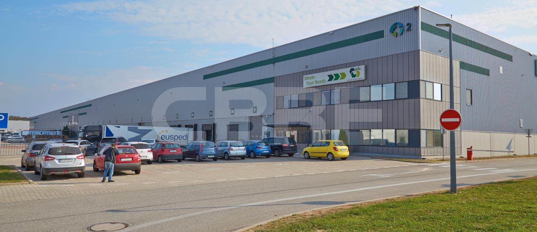 Prologis Park Senec - DC2 2500 sq m, Bratislavský kraj, Senec | Prenájom a predaj skladov a výrobných hál od CBRE