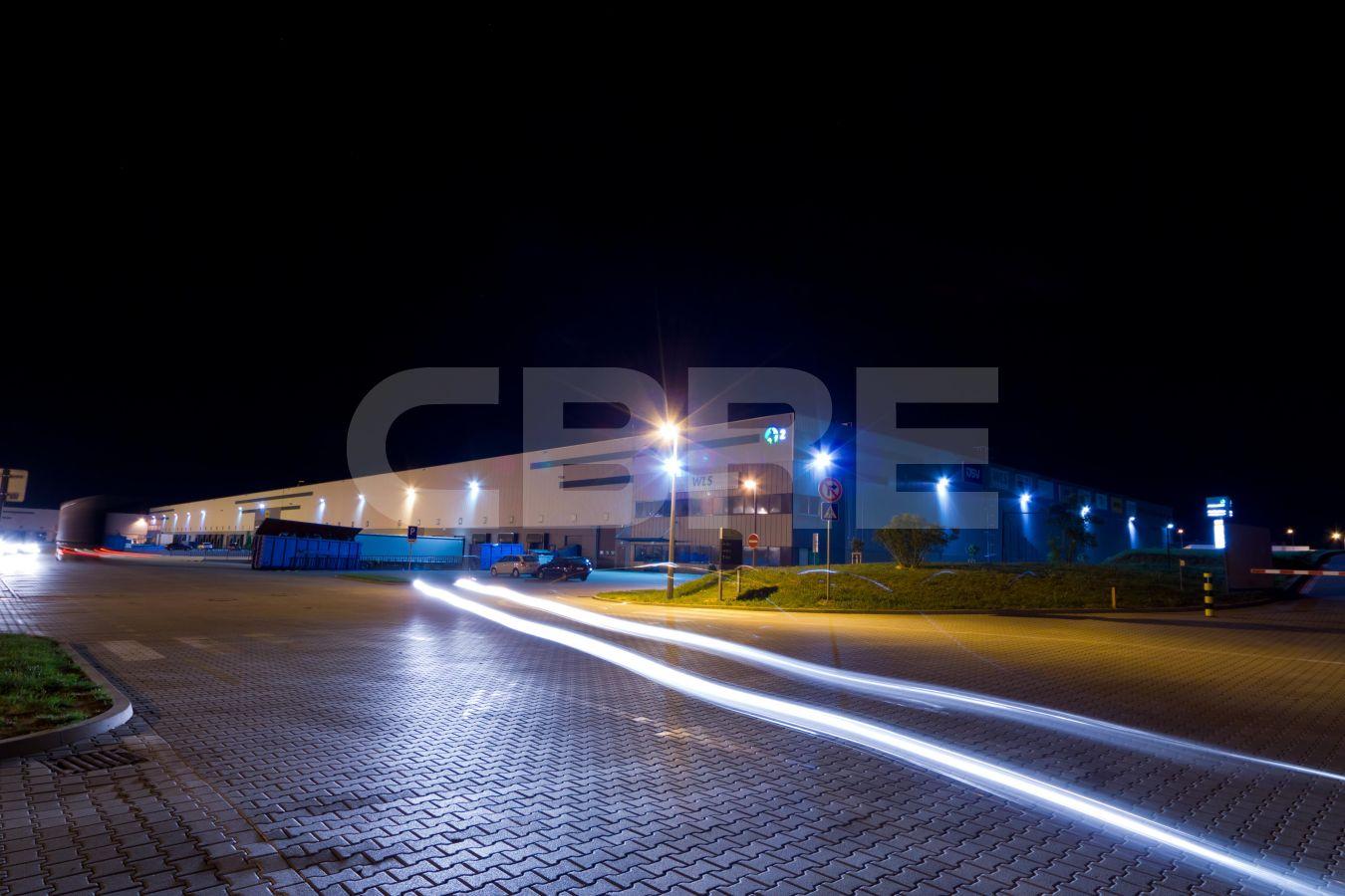 Prologis Park Senec - DC2 2500 sq m, Bratislavský kraj, Senec | Prenájom a predaj skladov a výrobných hál od CBRE | 2