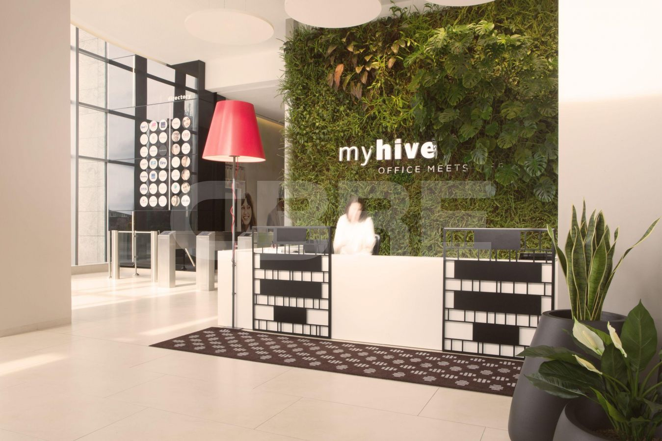 myhive Vajnorská | Tower I - SUBLEASE, Bratislava - Nové Mesto | Offices for rent by CBRE | 1