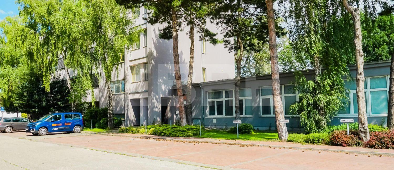 Vlčie hrdlo Business Park AB I, Bratislava | Prenájom kancelárií od CBRE
