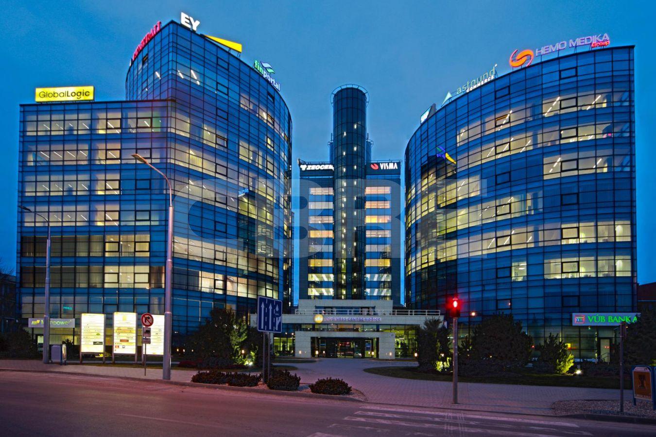 Business Centre Košice - etapa I., Košice - Staré Mesto | Prenájom kancelárií od CBRE | 1