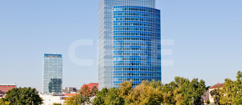 myhive Vajnorská | Tower II - Sublease, Bratislava - Nové Mesto | Prenájom kancelárií od CBRE