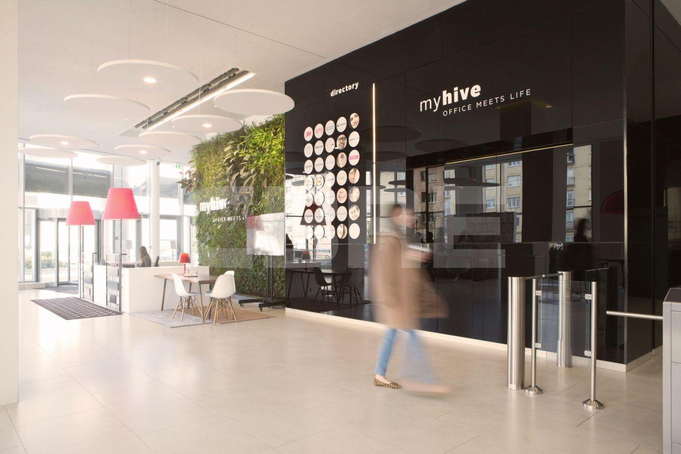 myhive Vajnorská | Tower II - Sublease, Bratislava - Nové Mesto | Prenájom kancelárií od CBRE | 4