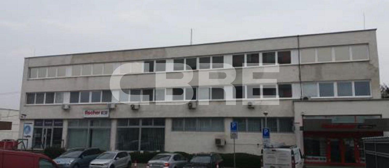 Nová Rožňavská 134/A, Bratislava - Nové Mesto | Prenájom kancelárií od CBRE | 1