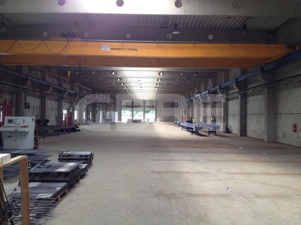 Ivanka pri Dunaji - 2100 m2, Bratislavský kraj, Ivanka pri Dunaji | Prenájom a predaj skladov a výrobných hál od CBRE | 1