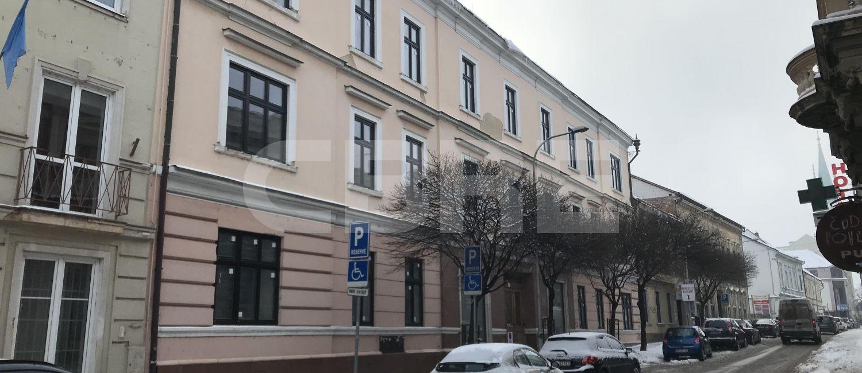 Velky Dvor - Farska 7, Nitra   Prenájom kancelárií od CBRE